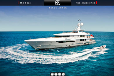 Yacht Web Sites - Yacht Brochures - Yacht Media