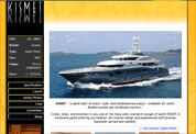 Yacht Web Sites